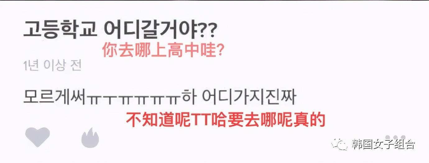 韩网友公开的,SM新女团柳智敏过去的提问箱