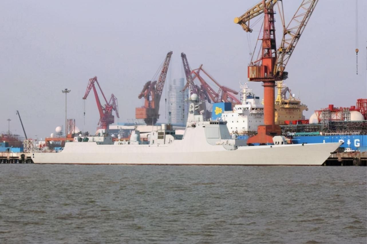 已成世界第一,被美军淘汰的护卫舰,为何我国还在下饺子?
