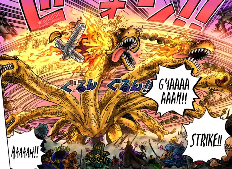 海賊王:山治踢奎因的場景,展現了山治3種強大的能力