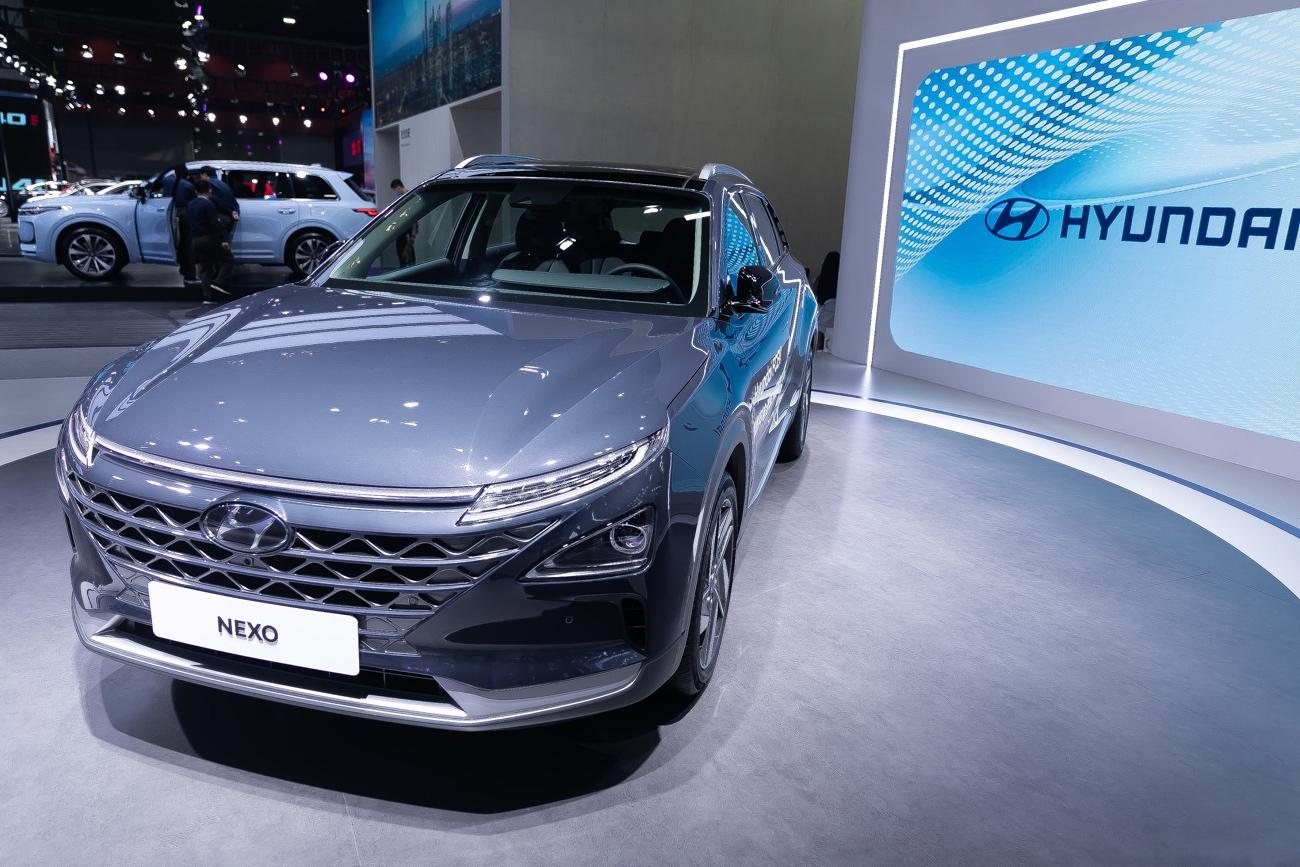 新能源打头阵 现代汽车大阵容登陆广州车展