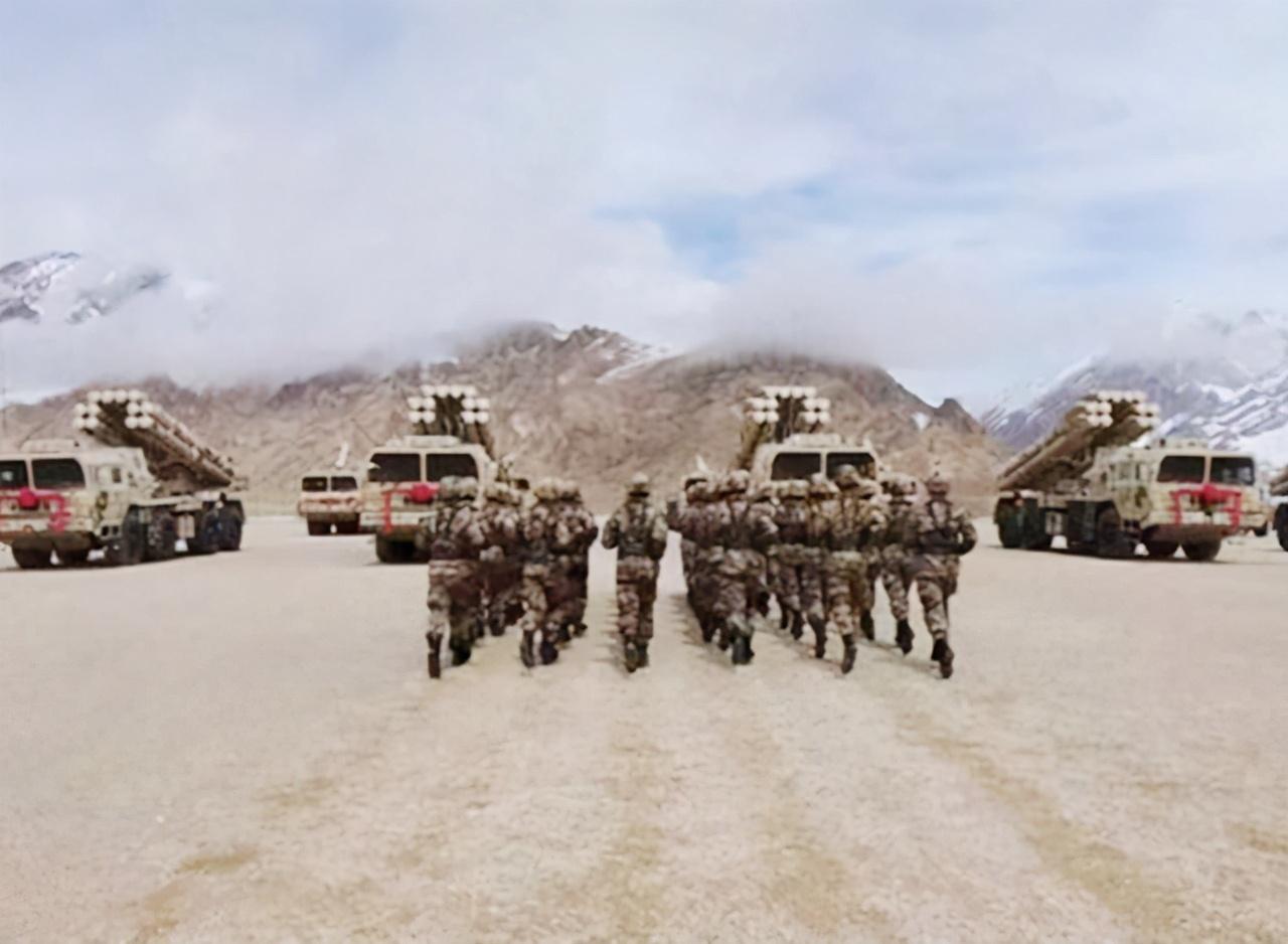 一枪一弹未丢,没有一人失踪,神秘的中国藏字419部队