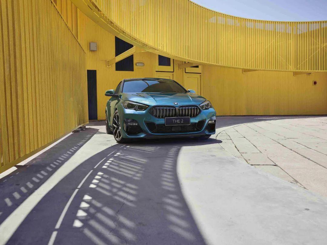 锐意灵感 一触即发 创新BMW 2系四门轿跑车