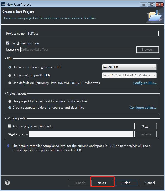 windows7最基础 java连接mysql
