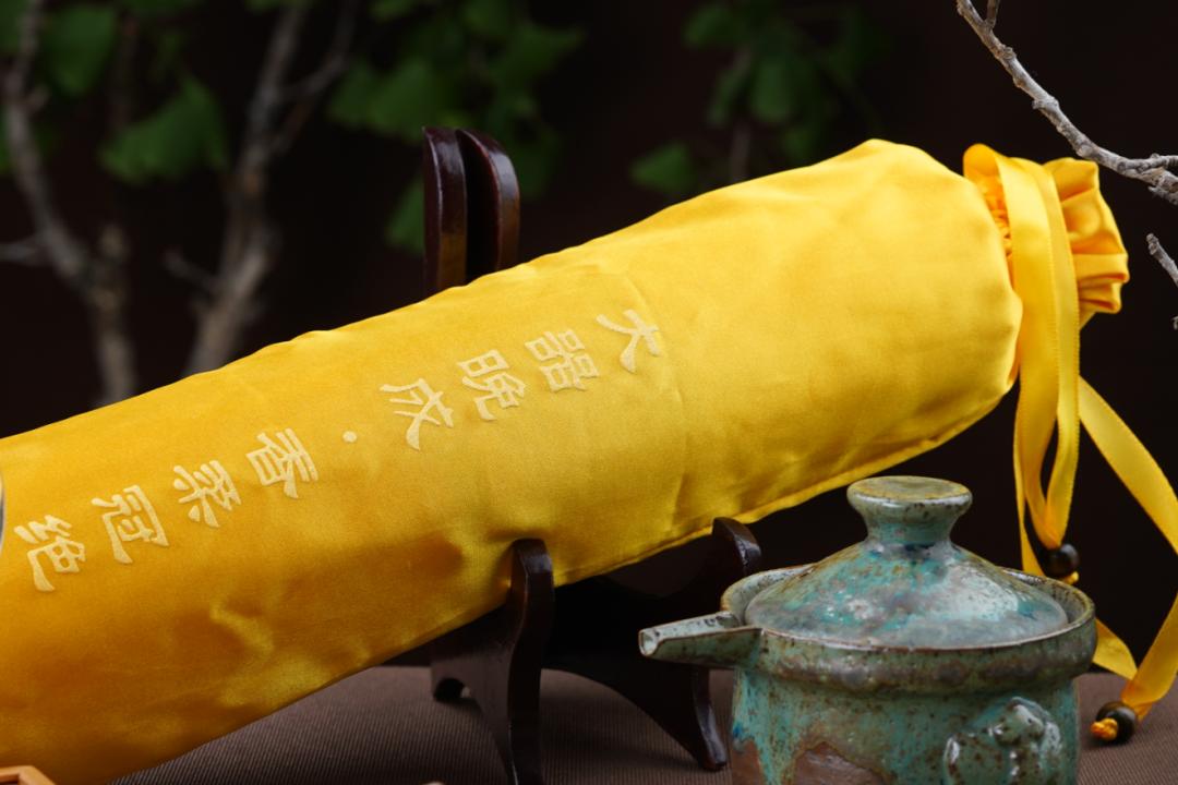 """六大茶山""""易武金箔"""",能喝的金叶子香柔冠绝"""