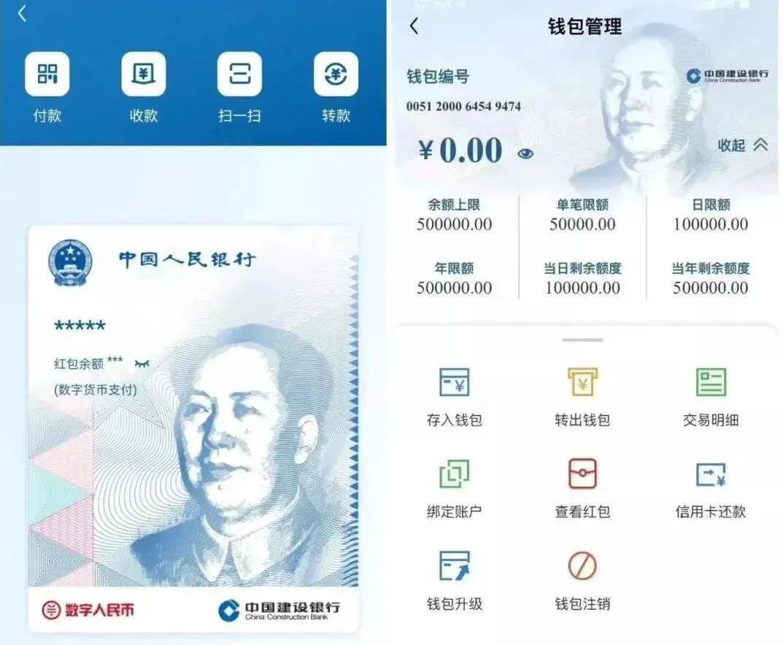 纸币和数字现金的区别是什么