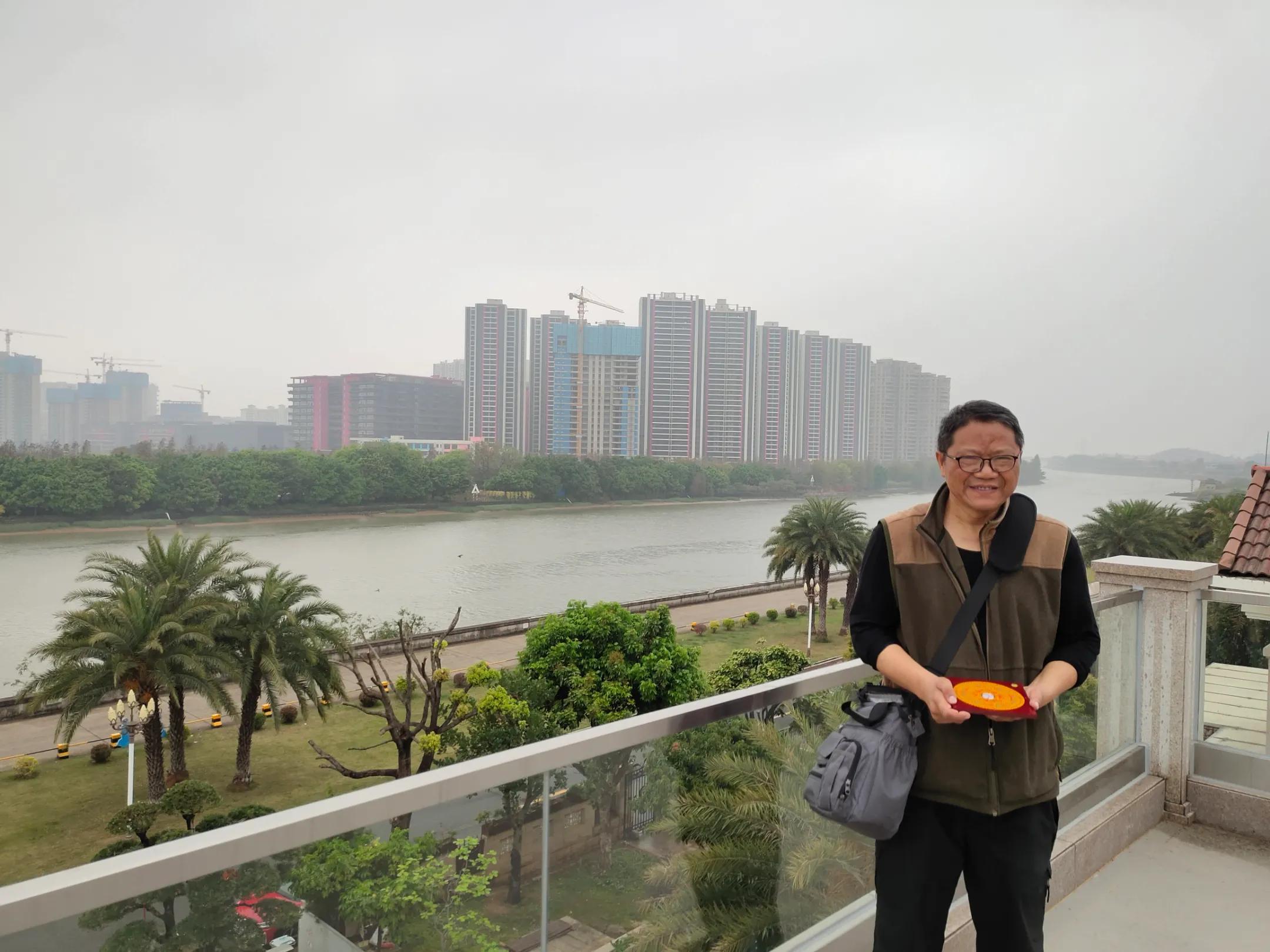人居环境与人体健康息息相关    著名风水养生专家曾祥裕在广州开讲《风水与健康》
