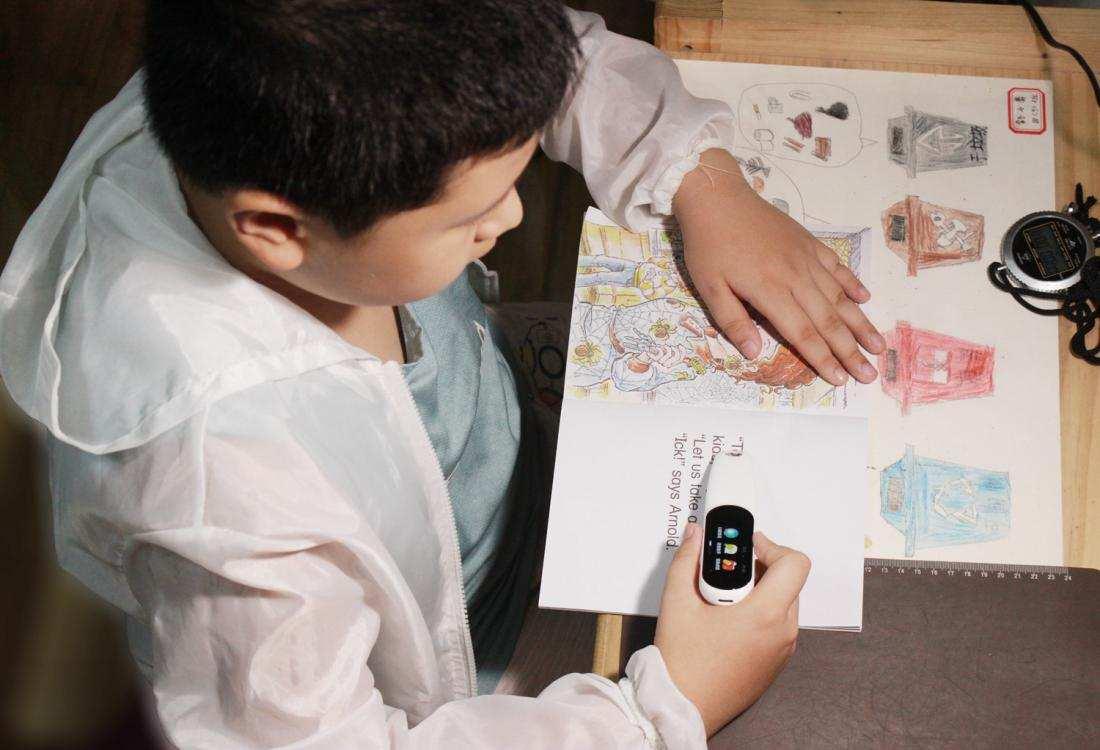 增加学习乐趣,提高学习兴趣,网易有道词典笔K3开箱