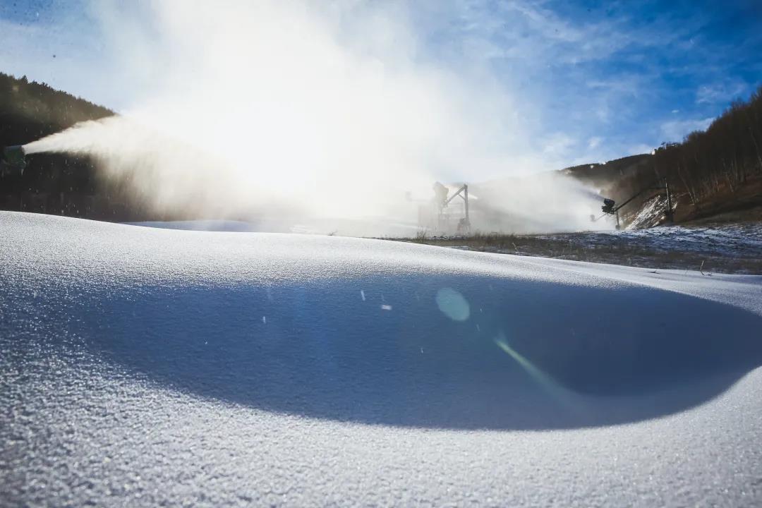 官宣,石家庄11月1日零时供暖,穿林海跨雪原,在这里都能实现
