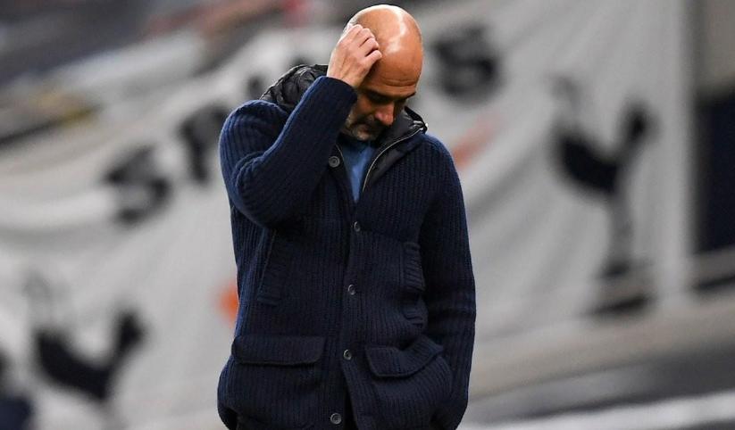 瓜帅:面临穆里尼奥的球队便是这样,你犯错就会受到惩罚