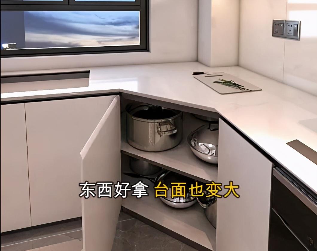 你家还是10年前的厨房?快看看现在的现代厨房吧!好看又实用 厨房装修 第4张