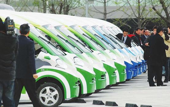 好消息:2021新能源汽车下乡活动来了,买新车能便宜这么多