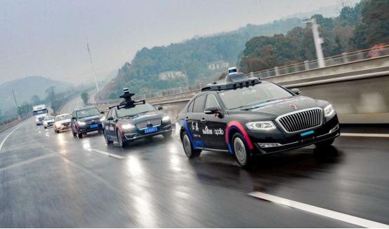 汽车产业链进入重塑期,百度有望打开向上增长空间