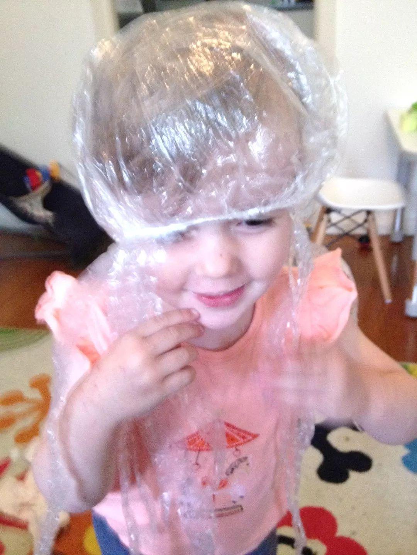 这些简单又有创意的万圣节装扮,够称霸幼儿园的了
