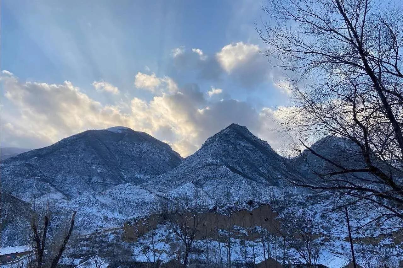 太行深处的美丽乡村——张家口蔚县白庄子村