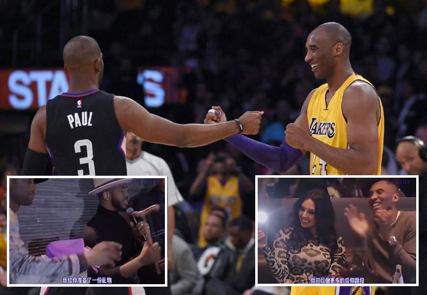 Kobe的退役禮物:韋德送睡衣,保羅送枴杖,那安東尼送了什麼?-黑特籃球-NBA新聞影音圖片分享社區