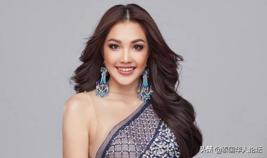 世界小姐选美比赛泰国佳丽决赛服装亮相