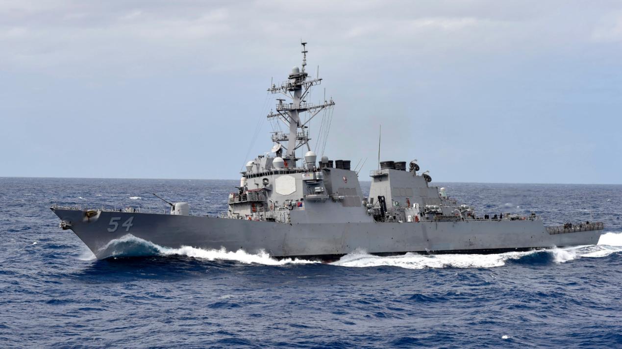 美日挑衅不断,解放军亮剑三大海域,展现中国决心意志
