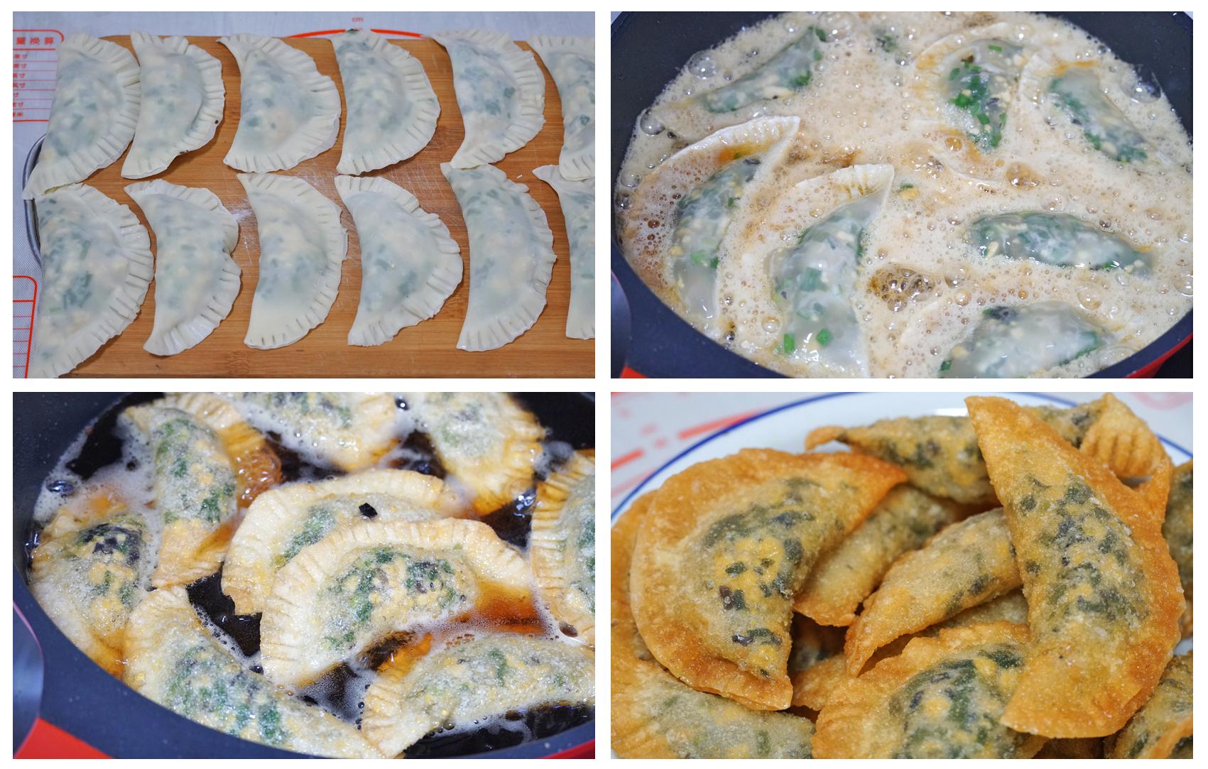 早餐别吃包子馒头了,1块钱饺子皮,教你5种吃法,做法简单又解馋 美食做法 第28张