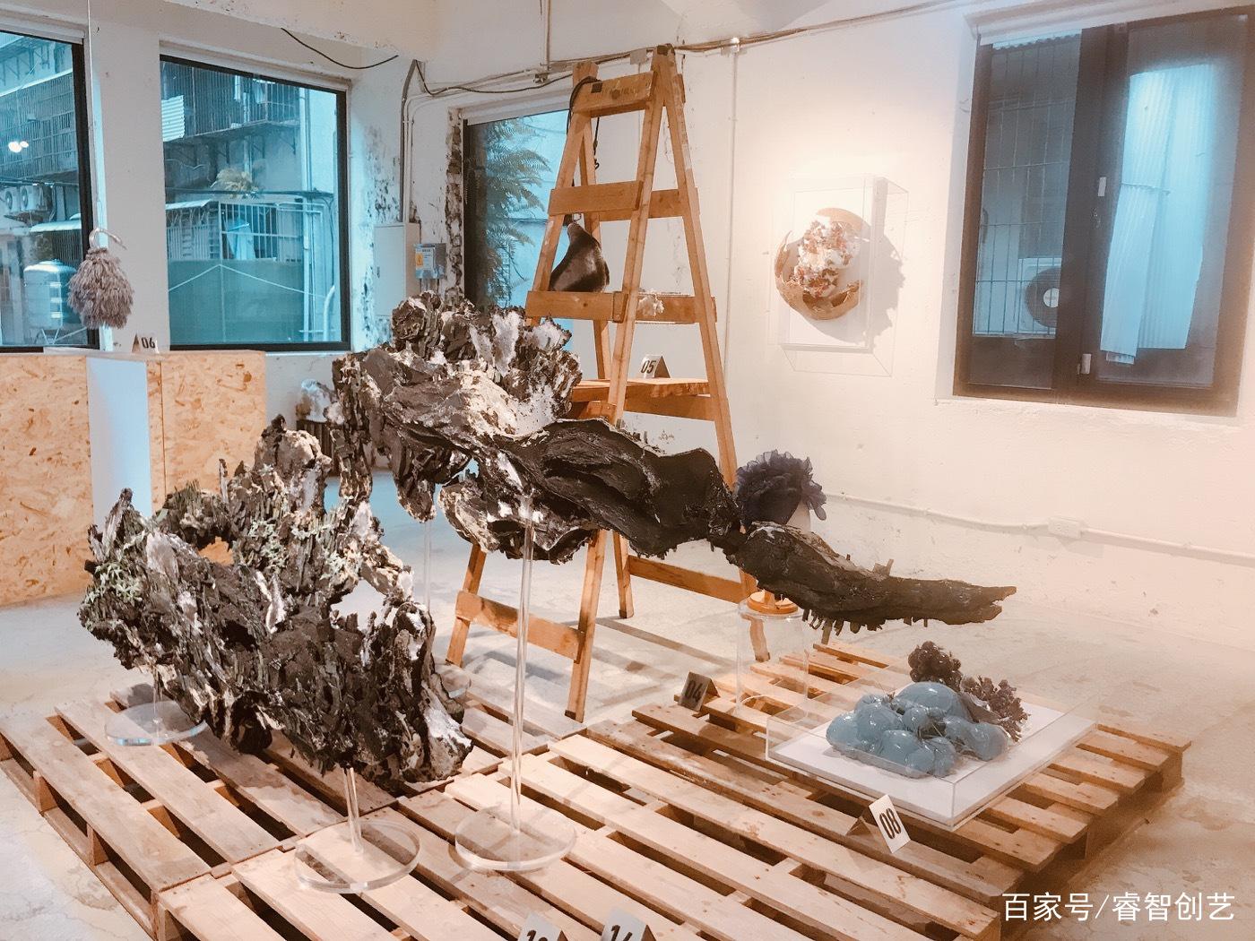 质物霽画把废料化身时尚配件,打造永续再生跨域展览