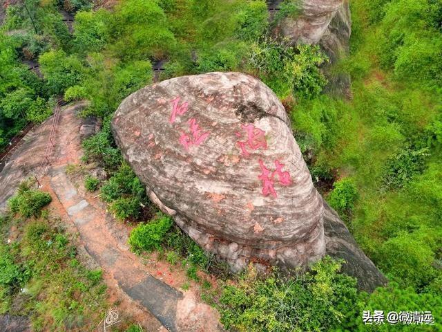 万众期待,广东首个峭壁上的旋转楼梯,你敢来挑战吗?