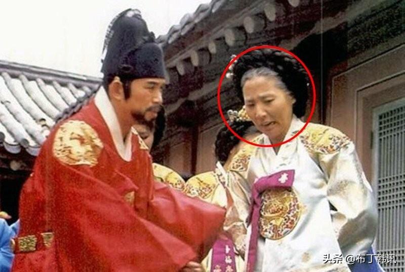 在没有整容的年代,看看韩国女演员们的倾国倾城容貌吧