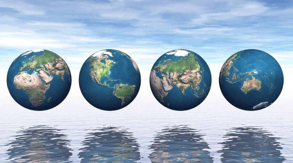 世界上五大洲经济对比,谁的综合实力最强?