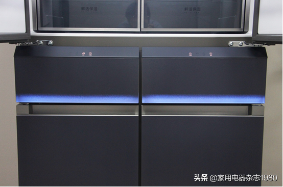 完美养鲜·置入新欢 美丽的BCD-500WDIGU1电冰箱评测