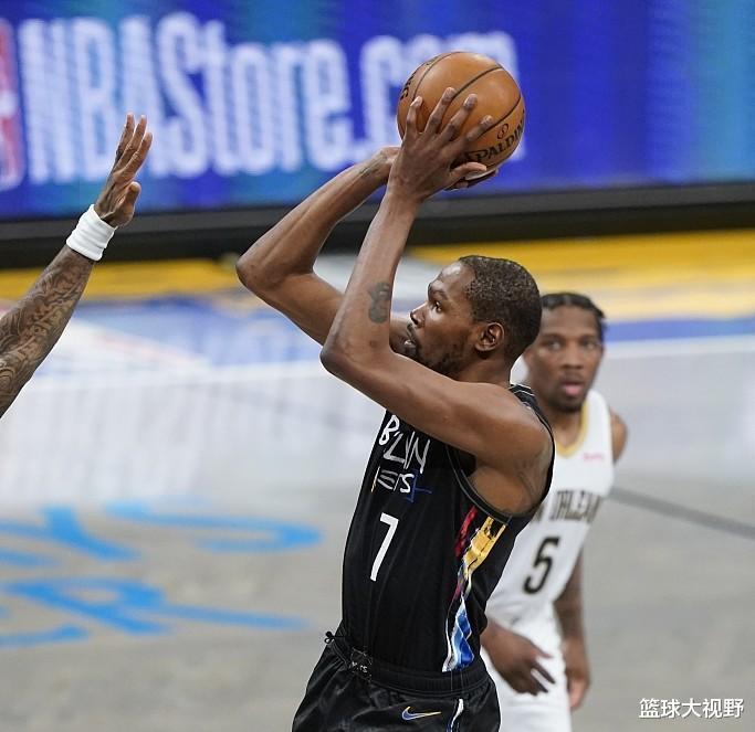 杜兰特还是你狠!刚一复出,就终结了锡安的NBA纪录