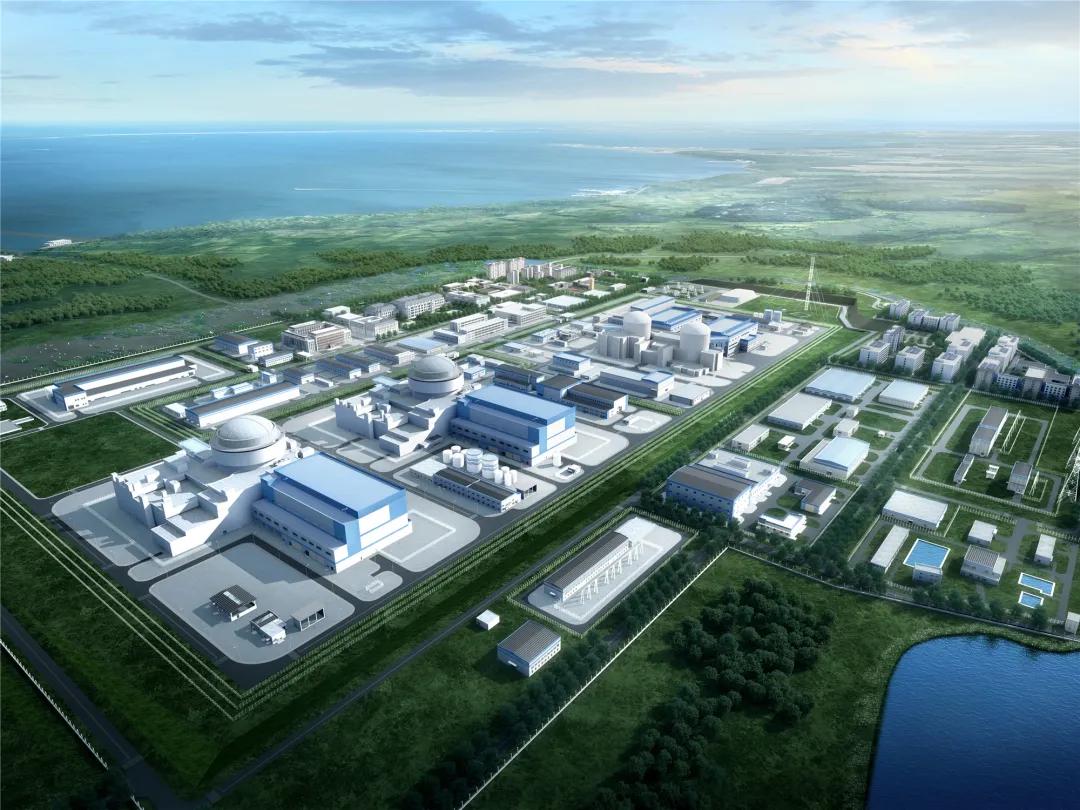 华能被授予核设施建设许可证