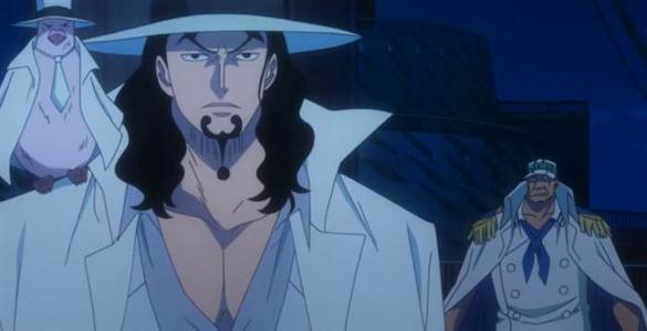海賊王中4個升級最快的人,克比已經成為上校,黑胡子躍升四皇