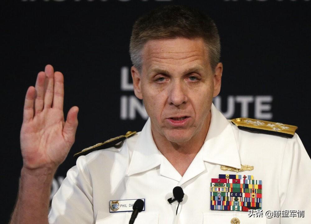 """""""拜登强硬,中方没有妥协""""!美军多名上将针对中国发出战争宣言"""