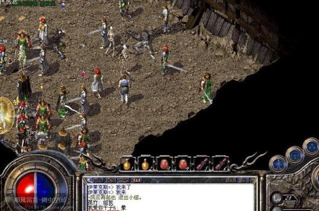 热血传奇:传奇历代版本大盘点,这些游戏版本你都知道吗?