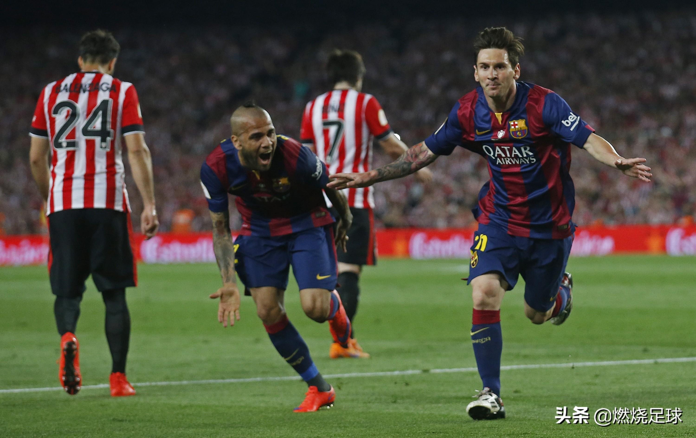 官宣!国王杯决赛对阵揭晓,梅西带领巴萨冲击第31冠