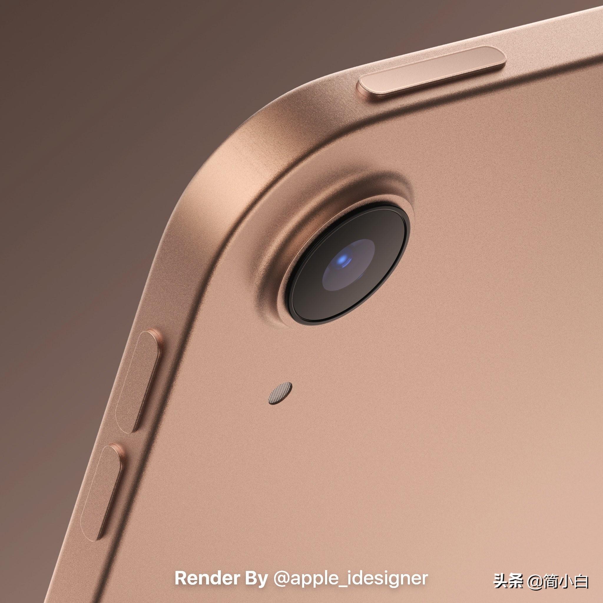 全面全面屏!苹果将发布新款全面屏iPad Air