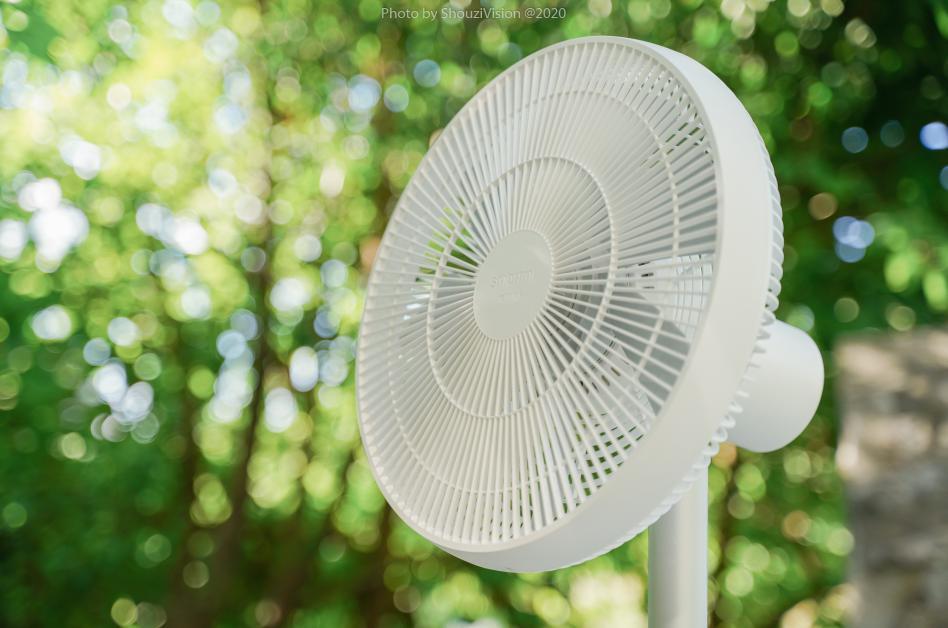 炎炎夏日,除了空调,静音风扇也是家里的必备