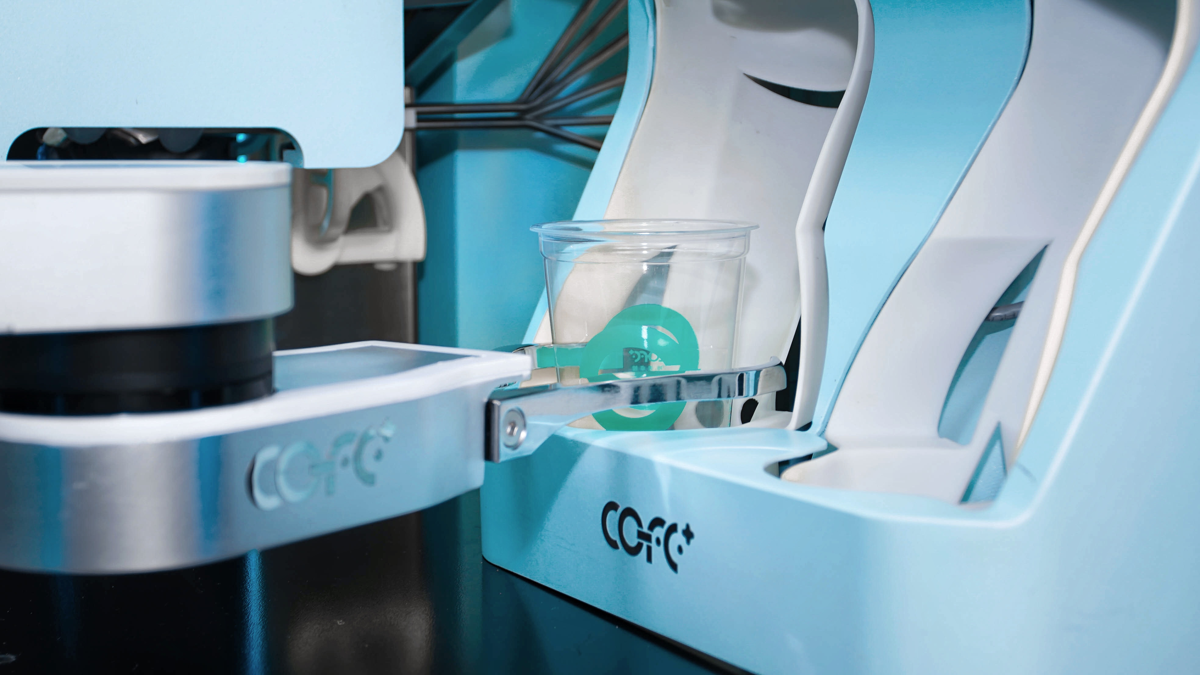 打造后疫情智慧生活,咖啡机器人时代可能比想象的更近一些