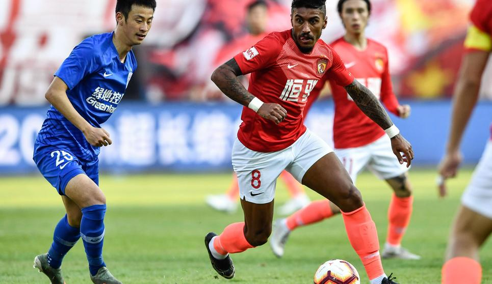 「中超A」赛事前瞻:上海申花vs广州恒大,广州恒大运筹帷幄