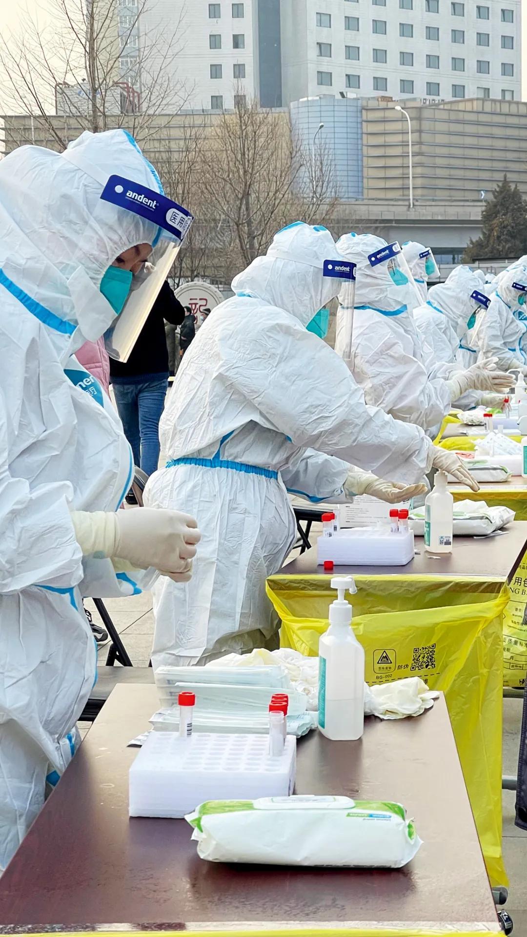 中国每天能检1亿人次!核酸检测造富神话