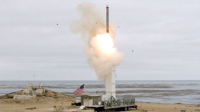 美谋求在亚洲部署中程导弹针对中国,俄专家:中俄军队有能力回应