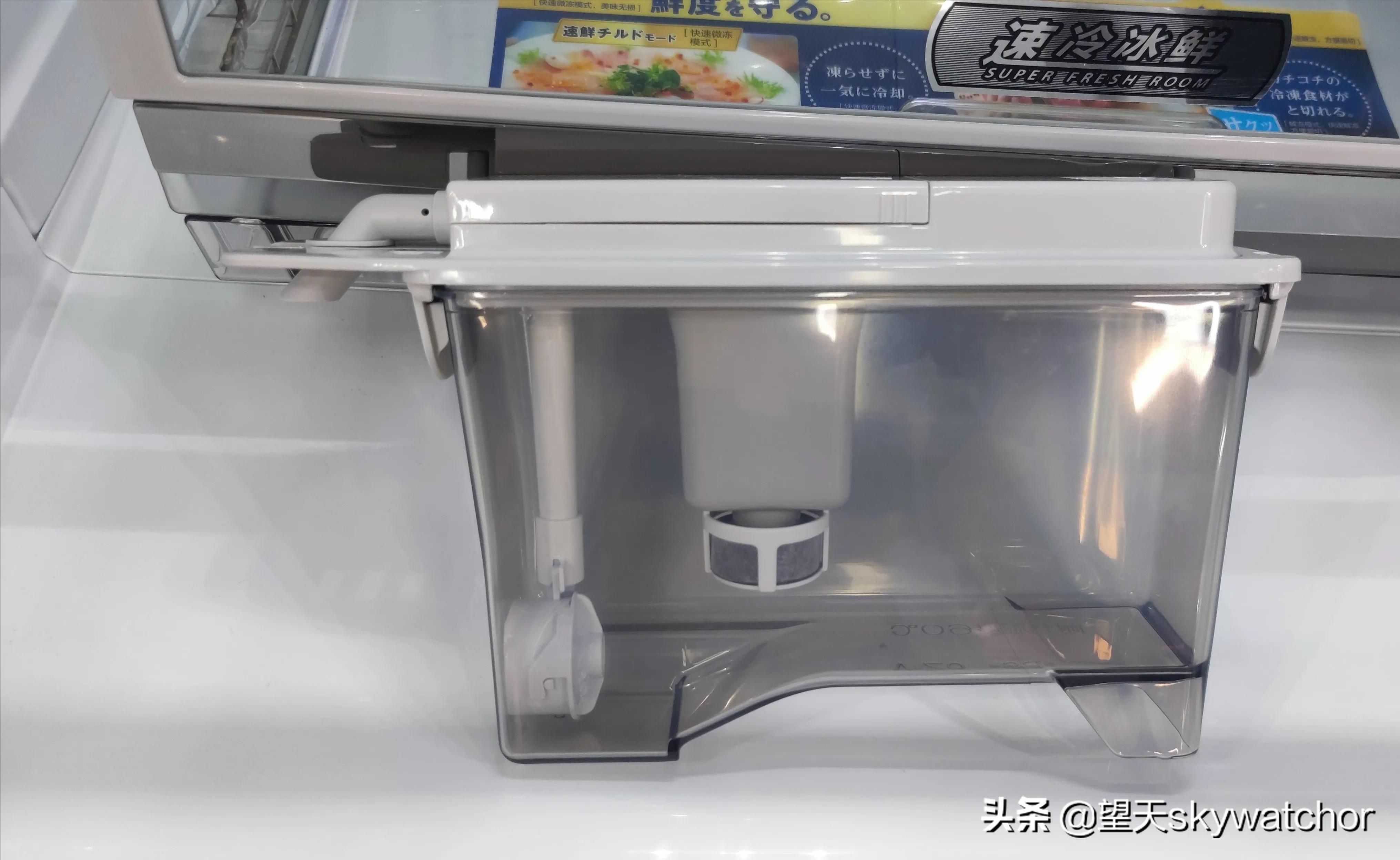 日普冰箱怎么样(TOSHIBA的多门冰箱鉴赏)