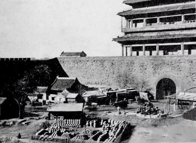 """谷建华图说老北京之九""""崇文门(上)"""""""