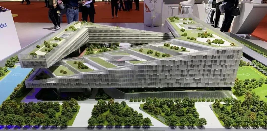 美的集团18.36亿竞得西虹桥徐泾地块,或将建立企业总部
