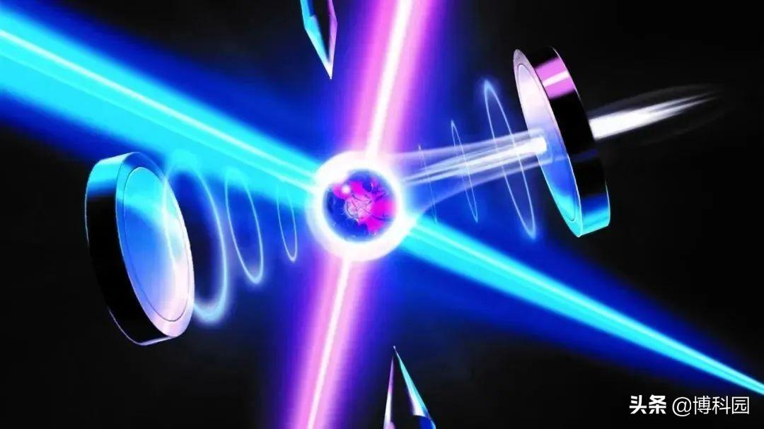 量子计算机诞生,再连接光量子通信网络,就能实现量子互联网啦