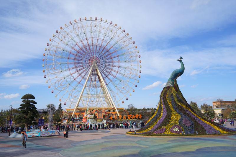 2021春节期间晋宁吸引近40万游客,古滇成为大赢家