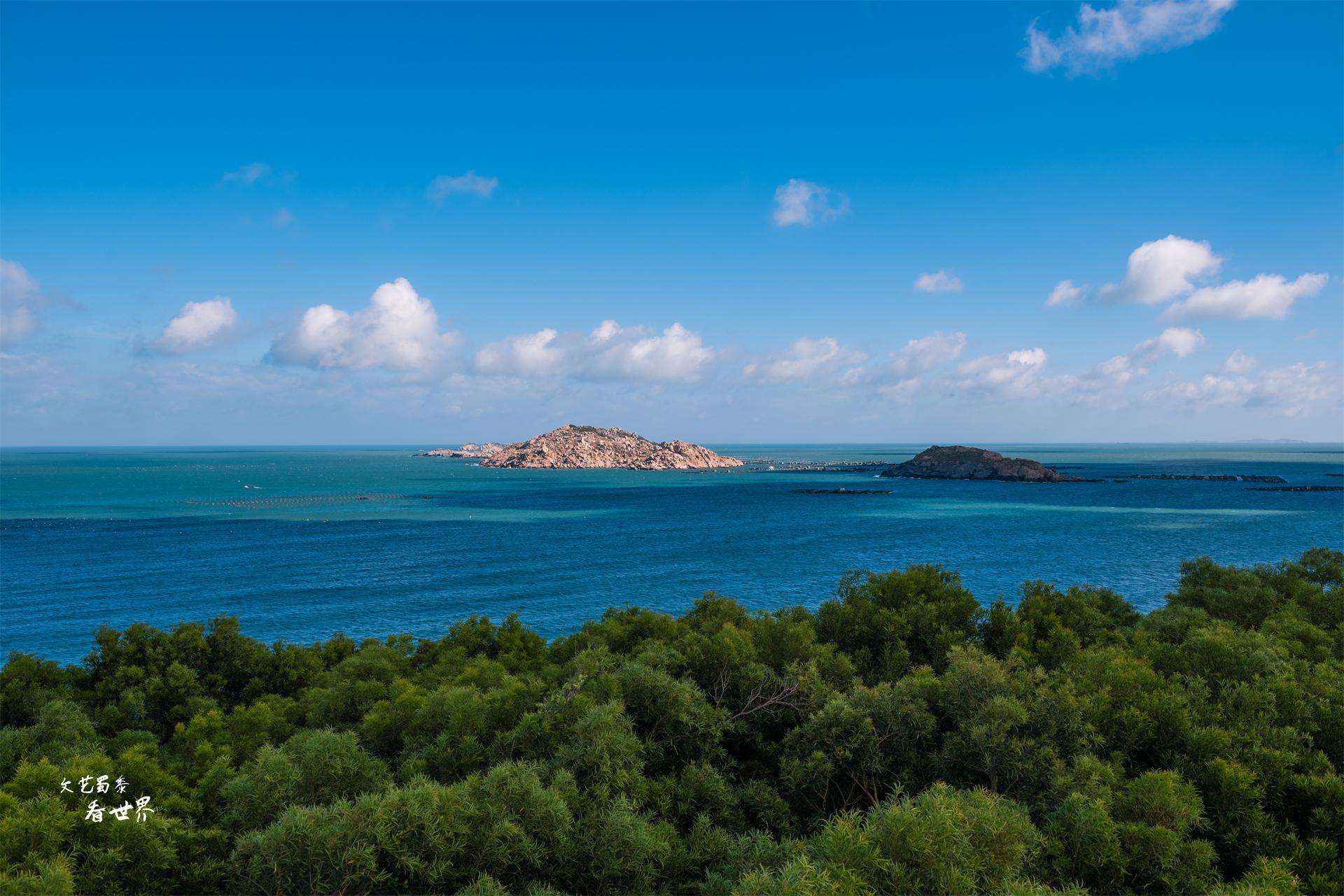福建这个地方有126个岛屿,有中国最大海滨浴场,它才是避暑胜地
