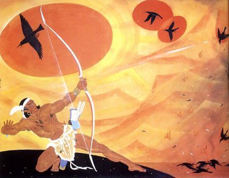 """罕见!黑龙江漠河上空出现""""三个太阳""""别怕:一种""""幻日""""现象"""