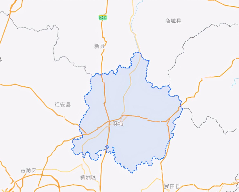 麻城属于湖北哪个市?