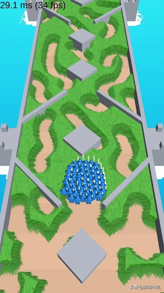 火柴人战争手游《城堡突袭》打造休闲策略免费游戏