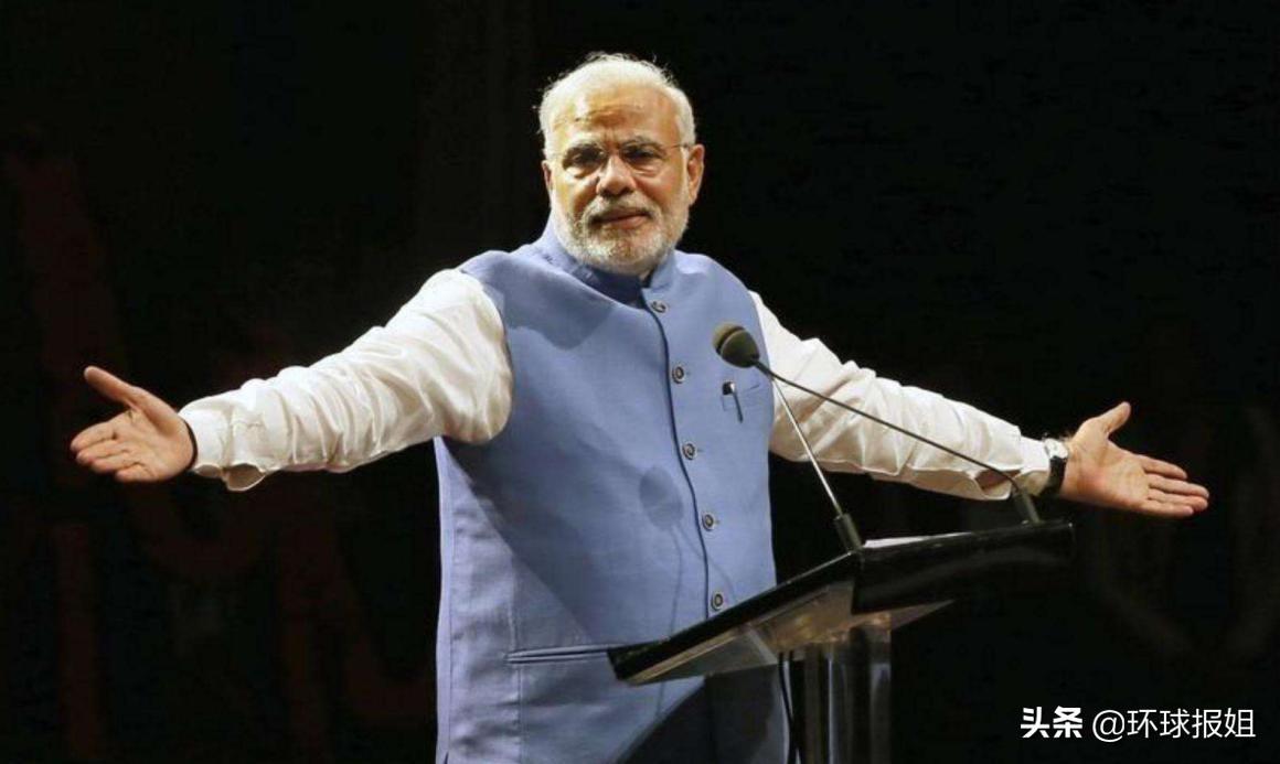 坏消息接连传来,印度却在沾沾自喜?莫迪的野心还是暴露了