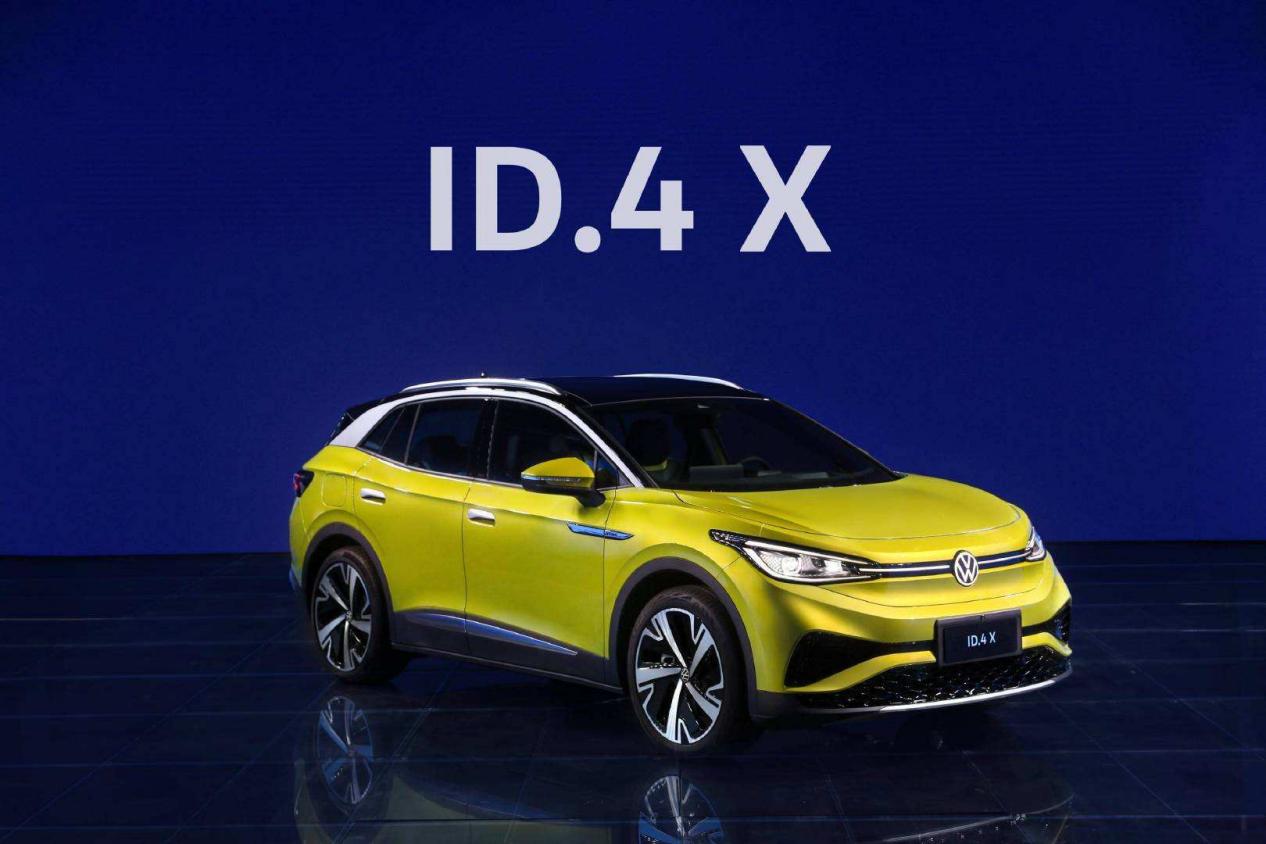 上汽大众MEB纯电平台首款车型ID.4 X即将上市